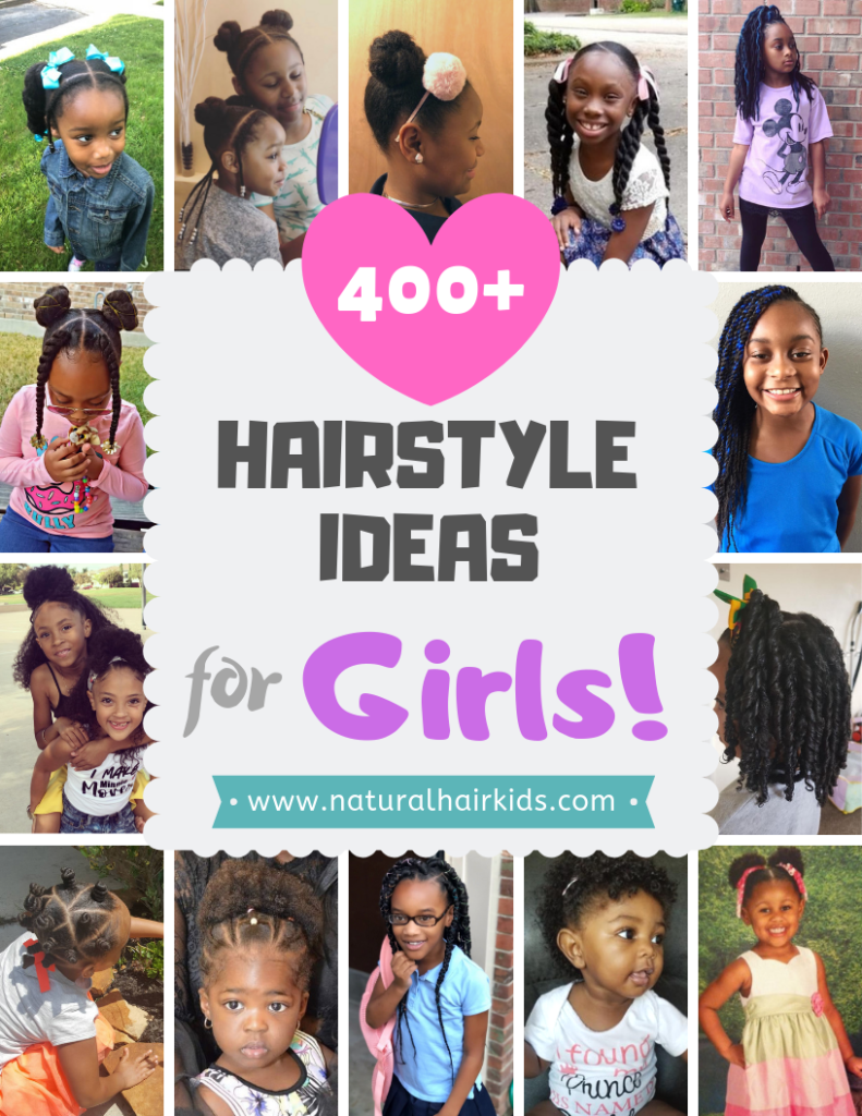 400 hairstyle ideas for black girls