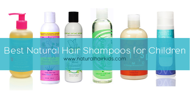 6 Of The Best Natural Hair Shampoos For Children Natural Hair Kids