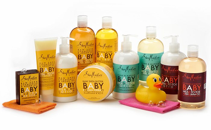Review: SheaMoisture Organic Baby Products - Natural Hair Kids